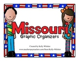 Missouri Graphic Organizers (Perfect for KWL charts and geography!)