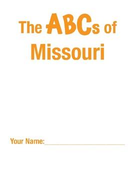 Missouri Handwriting Printables - Print Edition