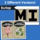 Missouri History Bulletin Board Set (Shiplap and Burlap Versions Included!)