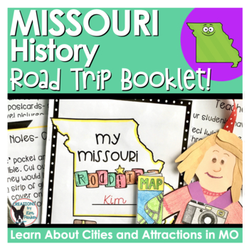 Missouri History Road Trip Craft/Project