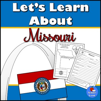 Missouri History and Symbols Unit Study