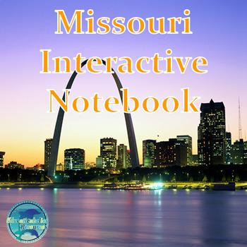 Missouri Interactive Notebook