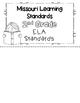 Missouri Learning Standards 2nd Grade Flipbooks