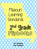Missouri Learning Standards 2nd Grade Flipbooks