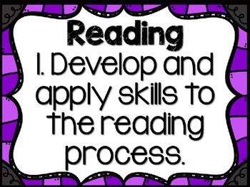Missouri Learning Standards: 2nd Grade Language Arts