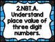 Missouri Learning Standards: 2nd Grade Math