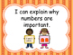 Missouri Learning Standards Math I Can Statements 1st Gr Number Sense Operations