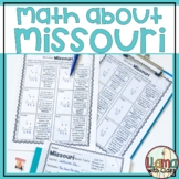 Math about Missouri State Symbols through Multiplication Practice