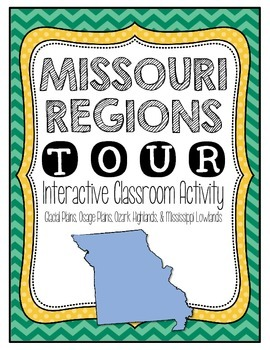 Missouri Regions Tour