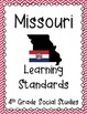 Missouri Resource Binder Cover