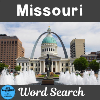 Missouri Search and Find