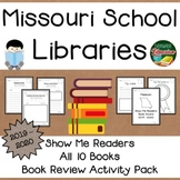 Missouri Show Me Readers 2019 - 2020 Book Review Activity Pack