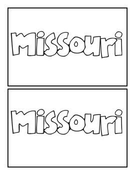 Missouri State Book