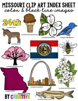 Missouri State Clip Art