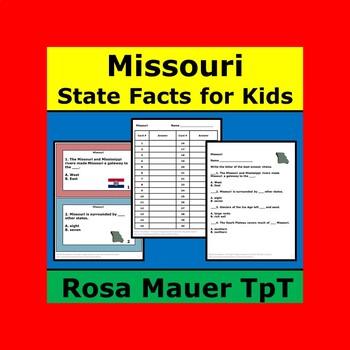 Missouri Hello USA