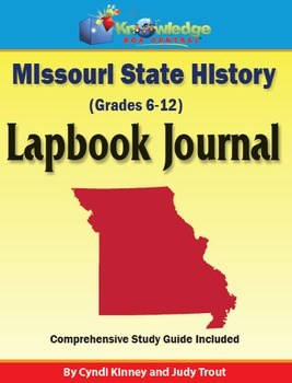 Missouri State History Lapbook Journal