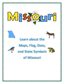 Missouri State Maps, Flag, Data and Geography Assessment
