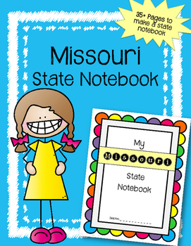 Missouri State Notebook. US History and Geography