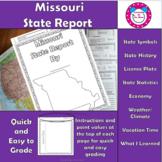 Missouri State Report