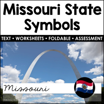 Missouri State Symbols By The Reflective Educator Tpt