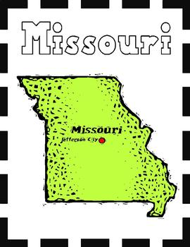 Missouri State Symbols and Research Packet