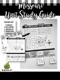 Missouri Unit Study Guide