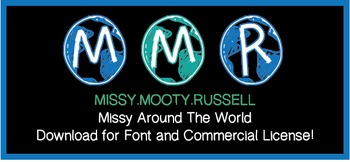 Missy Around The World Font {Commercial & Personal Use!}