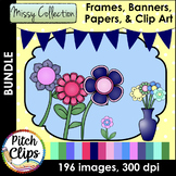 Missy Collection Seller's Kit {BUNDLE} - Papers, Frames, B