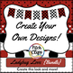 Ladybug Love Seller's Kit {BUNDLE} - Papers, Frames, Banners, Flags, & More!