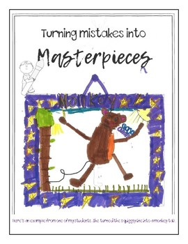 Mistakes into Masterpieces