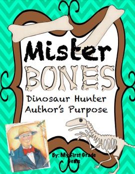 Mister Bones- Author's Purpose Freebie!