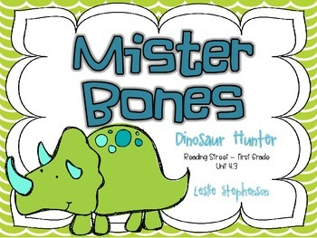 Mister Bones - Dinosaur Hunter