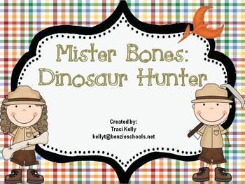 Mister Bones:  Dinosaur Hunter - Scott Foresman 1st Grade