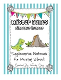 Mister Bones First Grade Reading Street Supplemental Materials