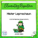 Mister Leprechaun
