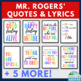 Mister Rogers Inspired Classroom Decor Theme MEGA BUNDLE