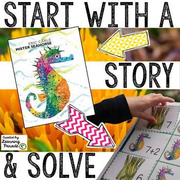 Mister Seahorse: Free Math Center