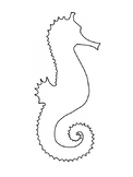 Mr Seahorse Worksheets & Teaching Resources | Teachers Pay ...