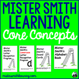 Core Concepts Bundle: Mister Smith Learning
