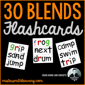 Mister Smith's 30 Blends