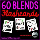 60 Blends: Flashcards