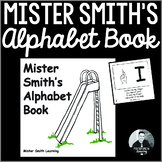 Uppercase Letter Identification and Recognition: Mister Sm