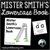 Lowercase Letter Identification and Recognition: Mister Sm
