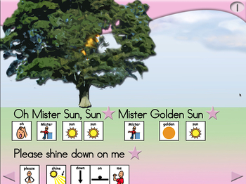 Mister Sun - Animated Step-by-Step Song - PCS