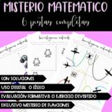 Misterios matemáticos para secundaria