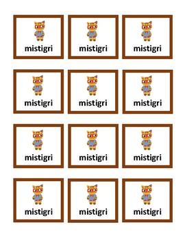 Mistigri, Old Maid, acheter, amener, lever, promener, game in French