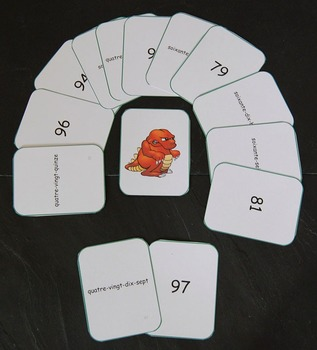 Mistigris numbers : French immersion material