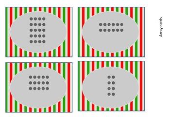 Mistletoe Multiplication Strategy Match