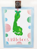 Mistletoes Foot Print