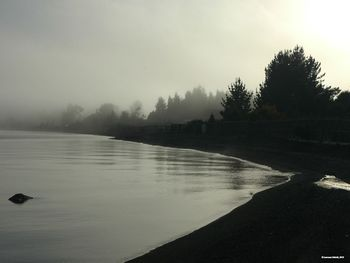 Mists on the Water